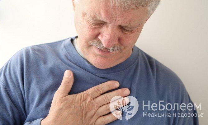 Симптомы тромбоза глубоких вен: одышка