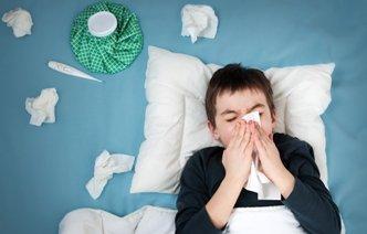 В нежели гибельность насморка у ребенка