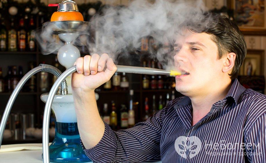 Вредно ли курить кальян?