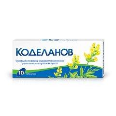 Таблетки Коделанов