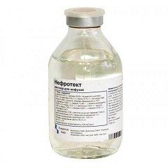 Раствор для инфузий Нефротект