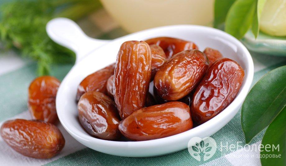 Финик - польза, свойства, калорийность, пищевая ценность, витамины