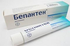 Крем для наружного применения 5% Бепантен