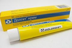 Крем для наружного применения Долгит