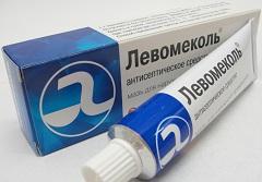 Мазь для наружного применения Левомеколь