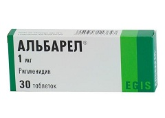 Таблетки Альбарел