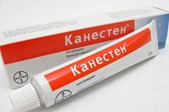 Крем для наружного применения 1% Канестен