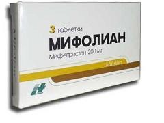 Таблетки Мифолиан