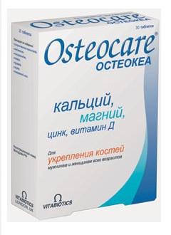Таблетки Остеокеа