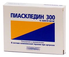 Капсулы Пиаскледин 300