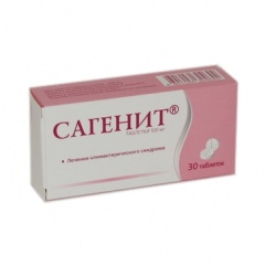 Таблетки Сагенит