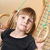 Гимнастика для детей 7 лет