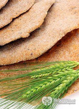 Хлеб при диете