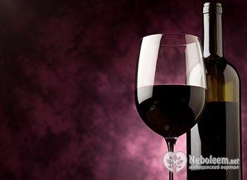 Калорийность вина