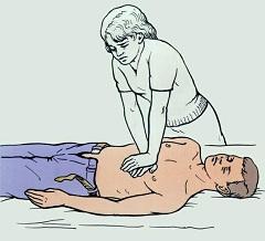 Первая помощь при несчастных случаях