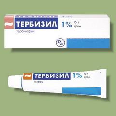 Крем для наружного применения 1% Тербизил