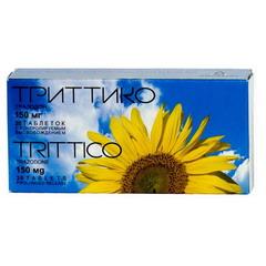 Таблетки пролонгированного действия Триттико