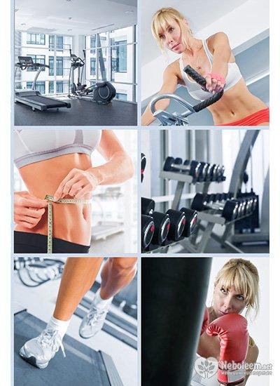 Упражнения В Тренажерном Зале Чтобы Сбросить Вес. Как похудеть в тренажерном зале