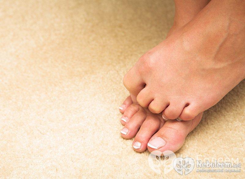 Почему болят суставы на пальцах ног крем от воспаление сустава