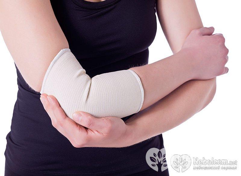 Болит локоть лечение народными средствами болит сустав большой палец ноге