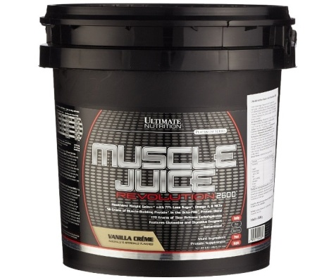 Гейнер Ultimate Muscle Juice Revolution 2600