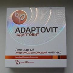 Раствор для приема внутрь Адаптовит