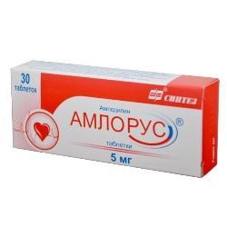 Амлорус – инструкция по применению, показания, дозы
