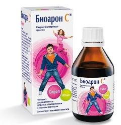 Сироп Биоарон С