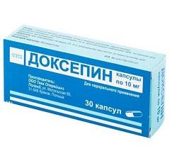 Капсулы Доксепин