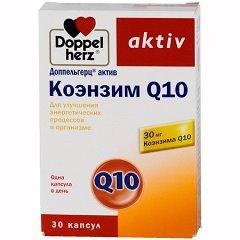 Капсулы Доппельгерц актив Коэнзим Q10