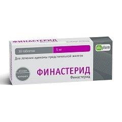 Таблетки Финастерид