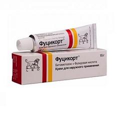Крем для наружного применения Фуцикорт