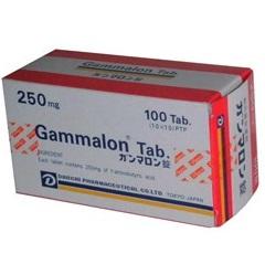 Таблетки Гаммалон