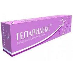 Гель для наружного применения Гепаридекс
