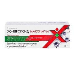 Крем для наружного применения Хондроксид максимум