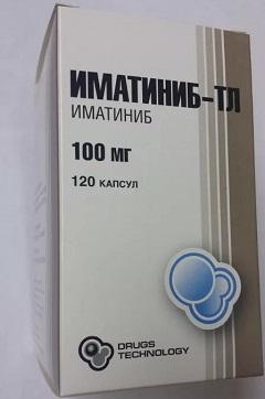Капсулы Иматиниб-ТЛ