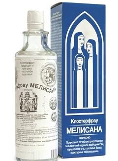 Эликсир Клостерфрау МЕЛИСАНА