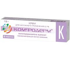 Крем для наружного применения 0,1% Комфодерм К