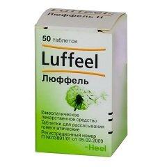 Спрей назальный гомеопатический Люффель