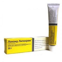 Крем для наружного применения 0,1% Локоид Липокрем