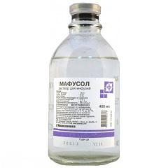 Раствор для инфузий Мафусол