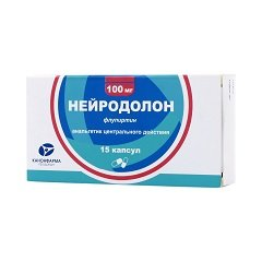 Капсулы Нейродолон
