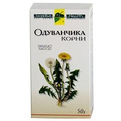 Сырье растительное измельченное Одуванчика корни