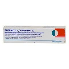 Раствор для внутримышечного и подкожного введения Пневмо 23