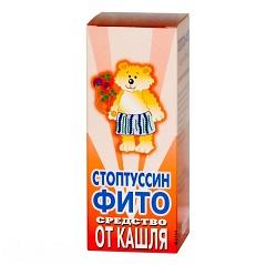 Сироп Стоптуссин-Фито