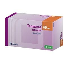 Таблетки Телмиста