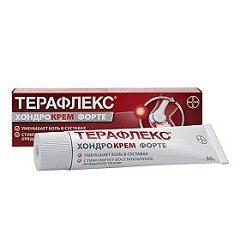 Крем для наружного применения Терафлекс Хондрокрем Форте