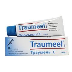 Мазь гомеопатическая для наружного применения Траумель С