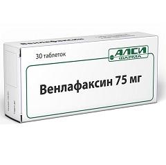 Таблетки Венлафаксин
