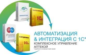 Автоматизация аптечной системы